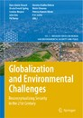 Globalization and Environmental Challenges: Reconceptualizing Security in the 21st Century